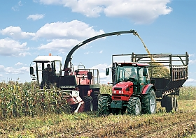 FORAGE HARVESTERS