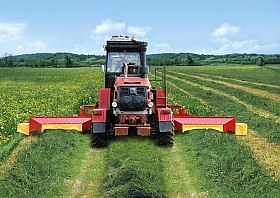 PULL-TYPE AND MOUNTED FORAGE HARVESTING TYPE