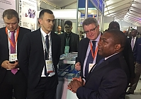 "GOMSELMASH AT ""FACIM-2017"" IN MOZAMBIQUE"
