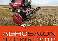 WE ARE PLEASED TO INVITE YOU TO AGROSALON 2018