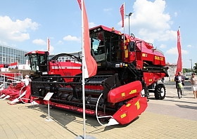EXHIBITION OF AGRICULTURAL MACHINERY «BELAGRO-2015»