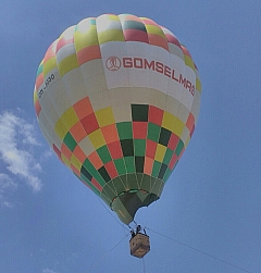 Gomeselmash at all-Slovakia field day