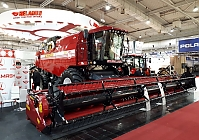 "GOMSELMASH at ""AGRITECHNICA-2017"": contacts and interest of European farmers"